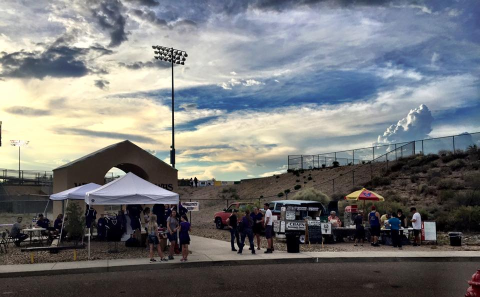 Tailgate Party – Homecoming